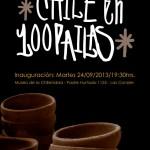 invitación Chile en 100 Pailas